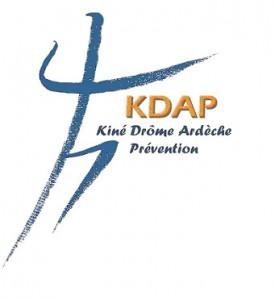Logo Kiné Drôme Ardèche Prévention
